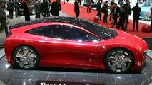 Honda Small Hybrid Sports Concept Unveiled