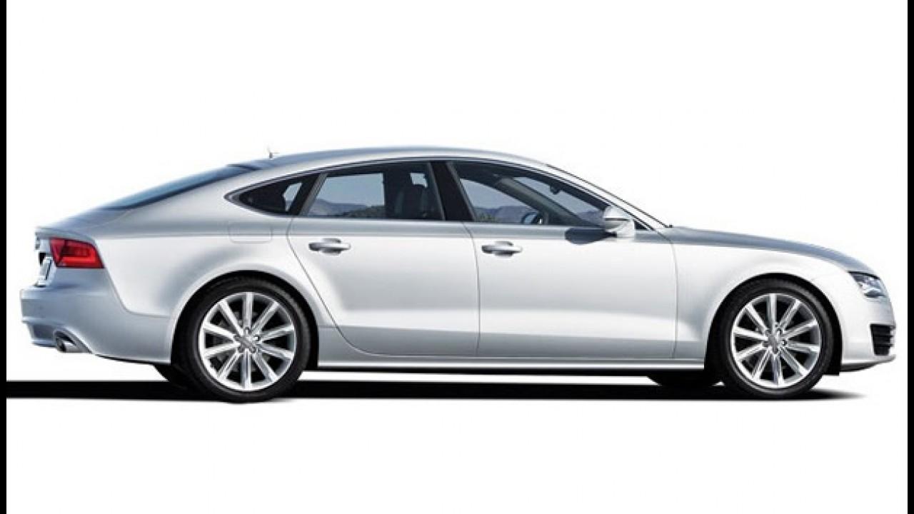 Audi A7 será exibido em evento em São Paulo