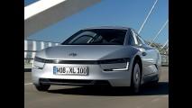 Próxima geração do Volkswagen Golf terá tecnologia do XL1