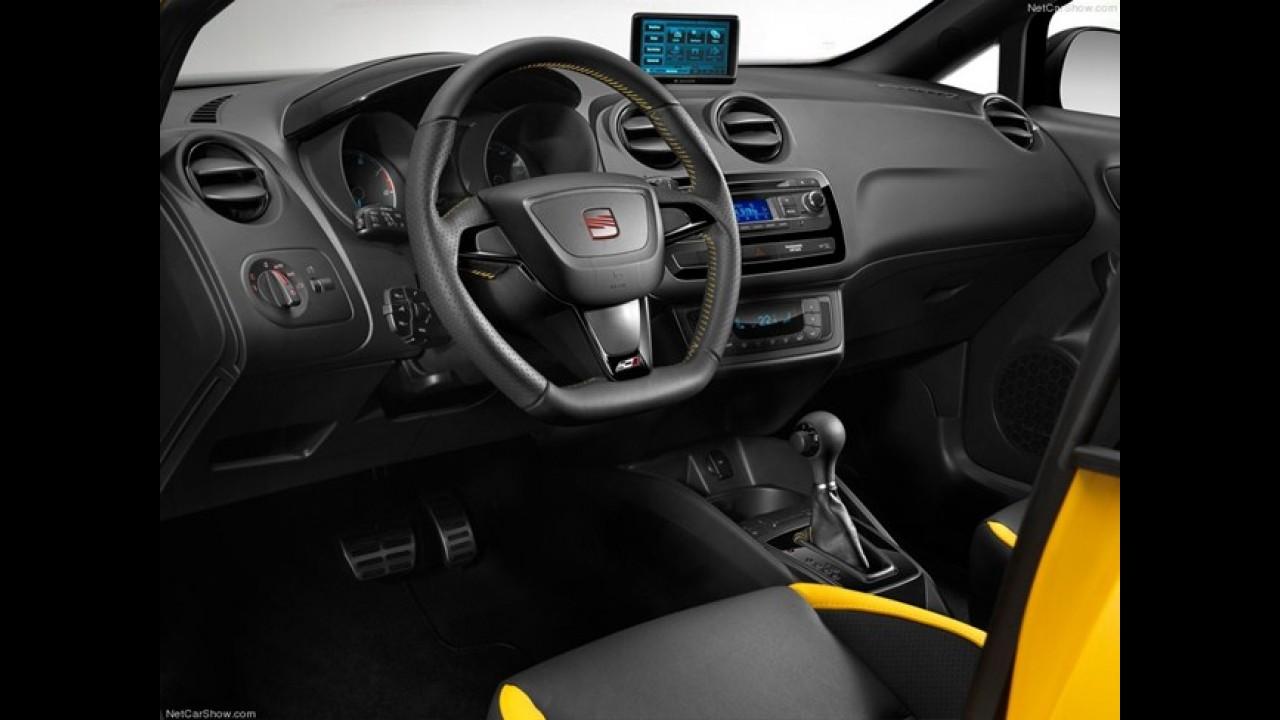 Salão de Pequim: Seat Ibiza Cupra Concept