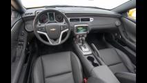 Novo Camaro conversível é lançado no Brasil por R$ 239.900
