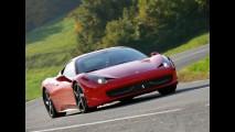 Ferrari registra recordes em 2012