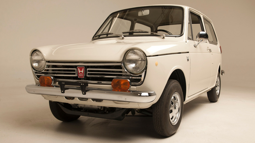 The first Honda imported to America has been fully restored