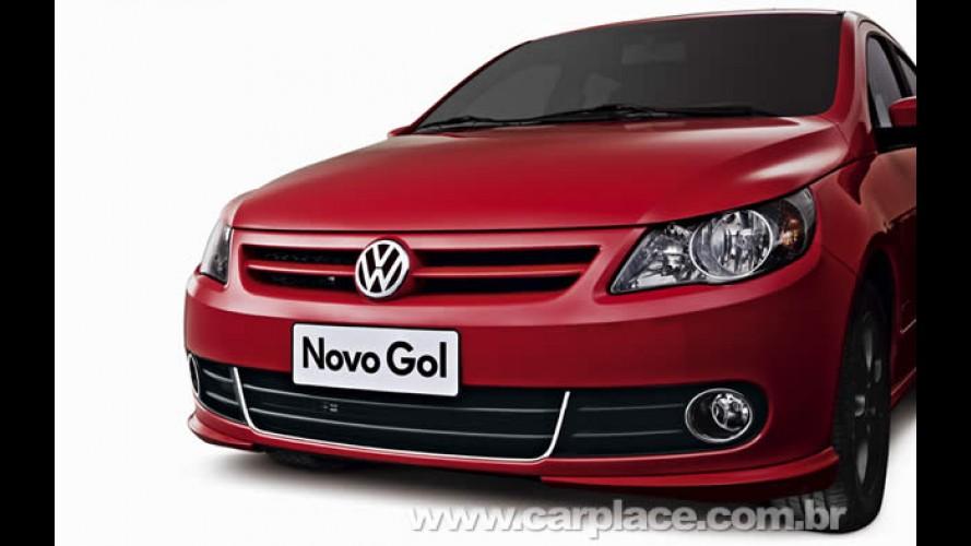 Novo Volkswagen Gol 1.4 Turbo - Versão TSI com injeção direta pode chegar ainda este ano