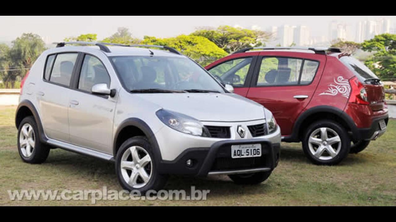 Promoção da Renault sorteará cinco Symbols e oferece financiamento com taxa de juro zero