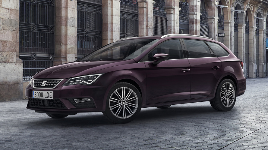 2017 Seat Leon (Facelift)