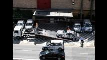 Salão do Automóvel: Carros camuflados invadem as ruas de São Paulo