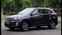 Te cuida, HR-V! Flagra do Hyundai ix25 no Brasil mostra que ele está chegando