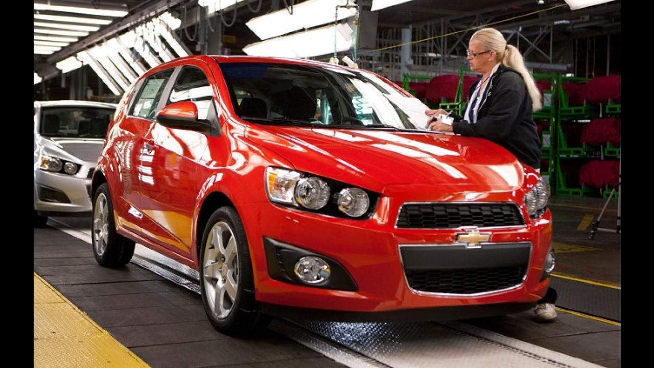 GM investirá US$ 1,3 bilhão para fabricar novo motor V6 e câmbio de 10 marchas