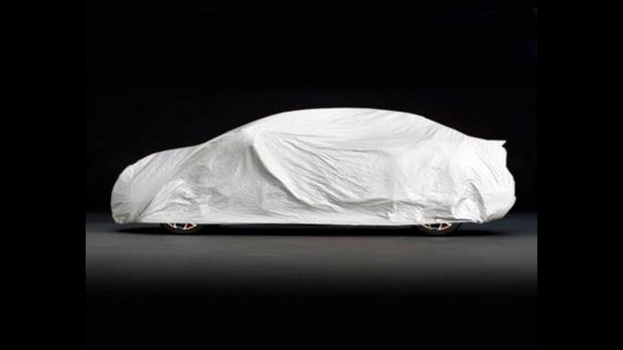 Toyota divulga novo teaser do conceito Furia, que dá pistas sobre a nova geração do Corolla