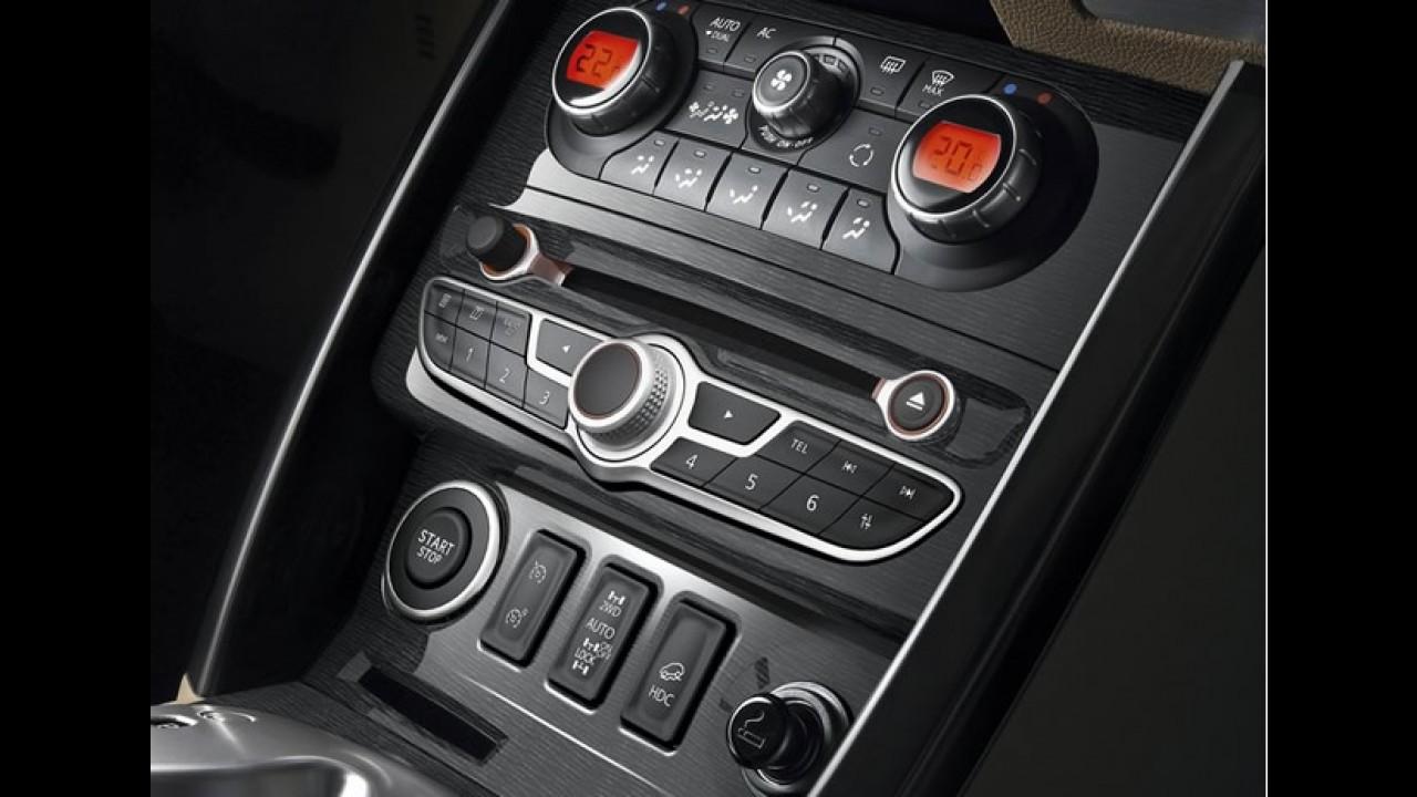 Renault Koleos 2012 chega à Argentina