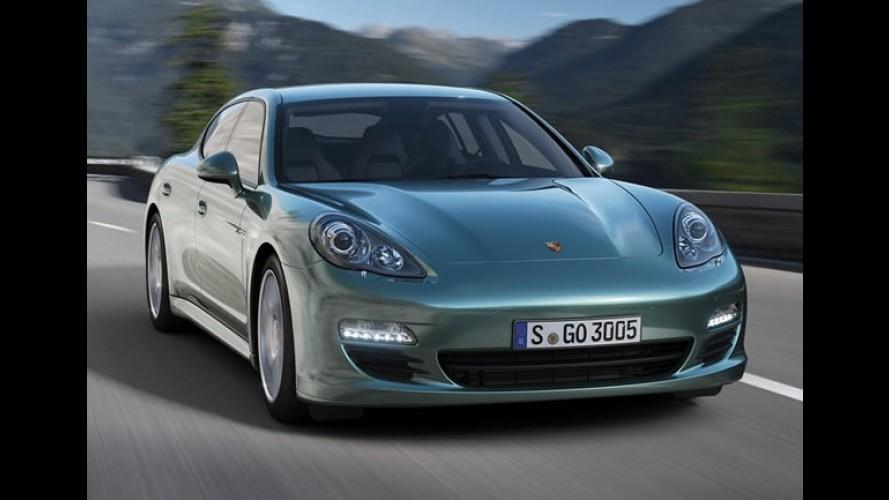 Porsche apresentará Panamera Shooting Brake Concept no Salão de Paris