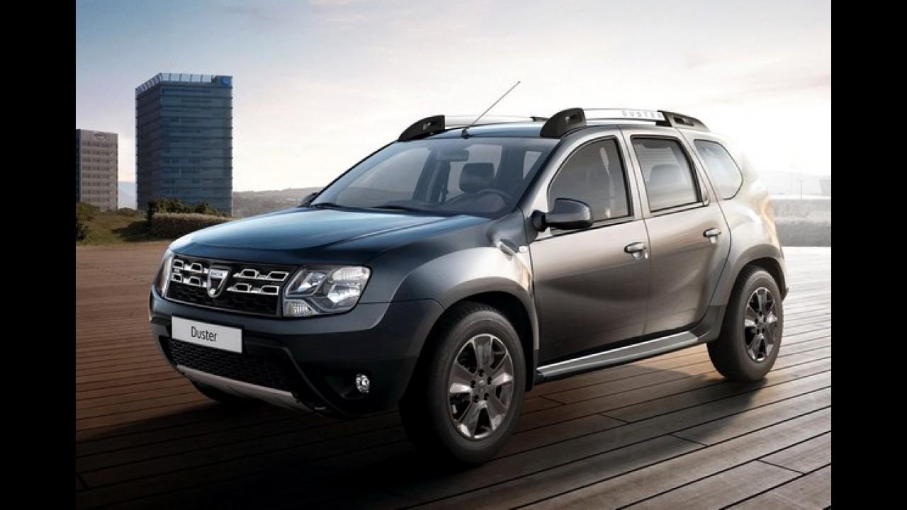 Dacia comemora 25 mil carros vendidos no Reino Unido em apenas 18 meses