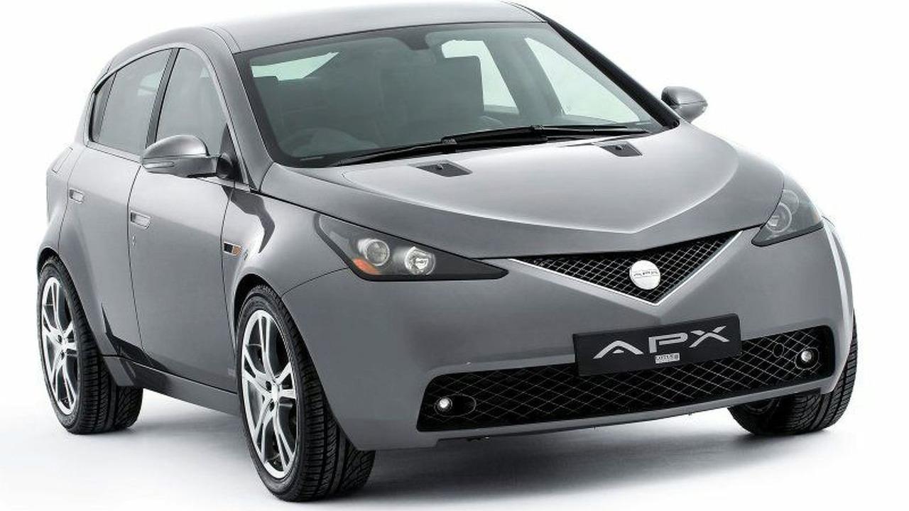 Lotus APX Prototype