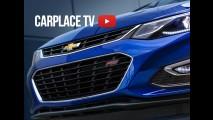 CARPLACE TV: Os detalhes do novo Chevrolet Cruze 2016