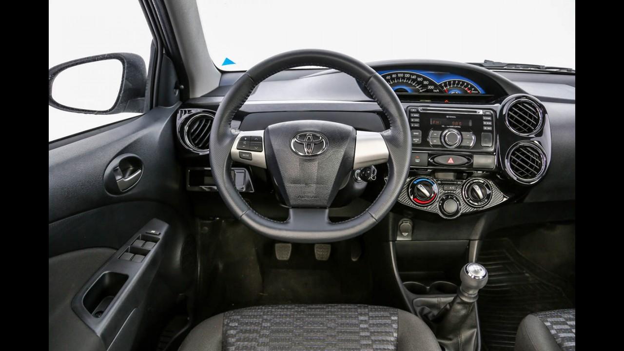 Toyota descarta câmbio automatizado e diz que sistema é pouco durável