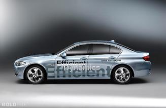 BMW Concept 5-Series ActiveHybrid