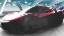 2016 Acura NSX teaser (modified)