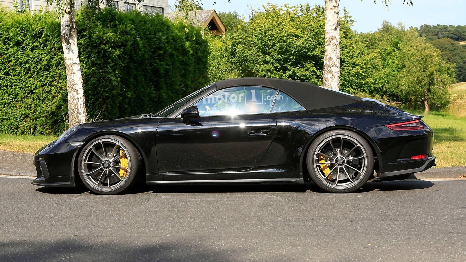 2015 - [Porsche] 911 Restylée [991] - Page 13 2019-porsche-911-gt3-cabrio