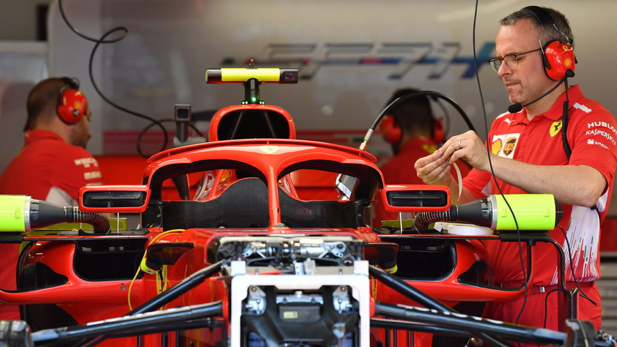 Ferrari Revises Halo-Mounted Mirrors For Monaco GP