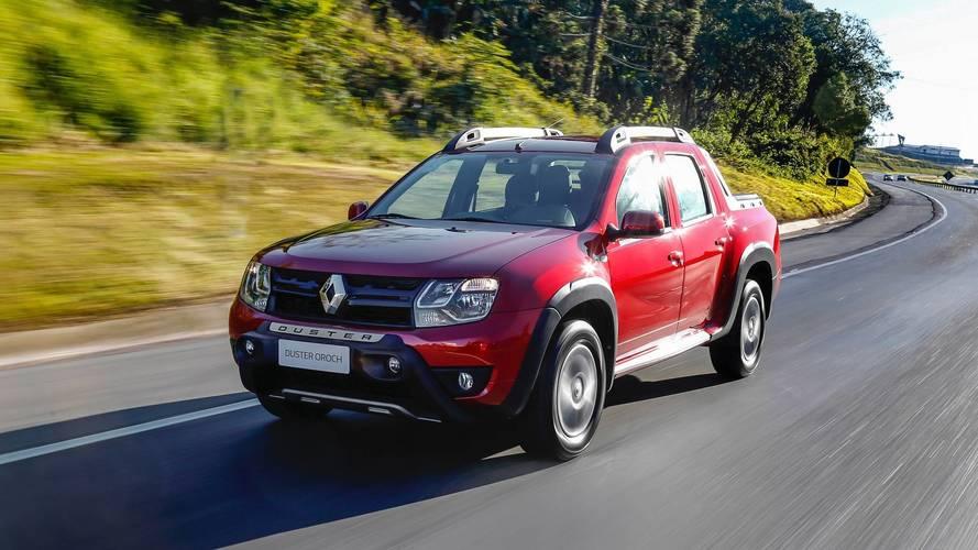 Renault inicia exportações da Duster Oroch brasileira para o México