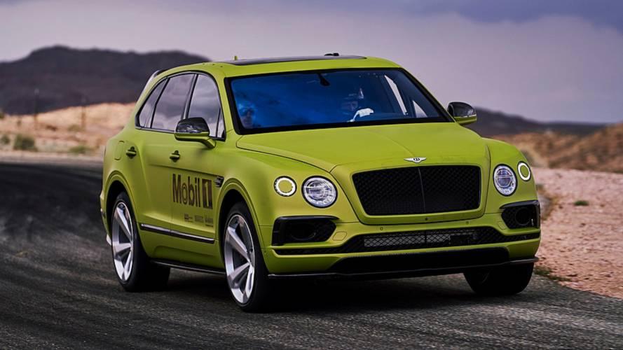 Este es el Bentley Bentayga que ascenderá Pikes Peak