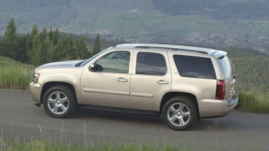 New Chevy Tahoe LTZ Model Offers New 6.2L V-8