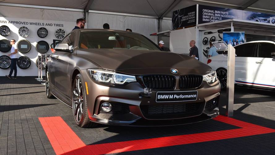 BMW 440i Gran Coupe Gets The M Performance, Individual Treatments
