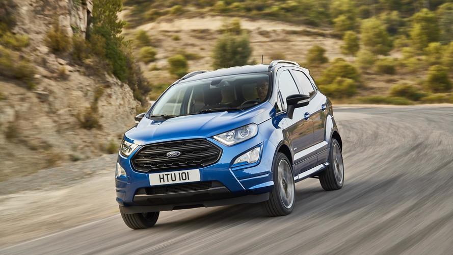 Ford EcoSport 2018: descubre las novedades que trae el restyling
