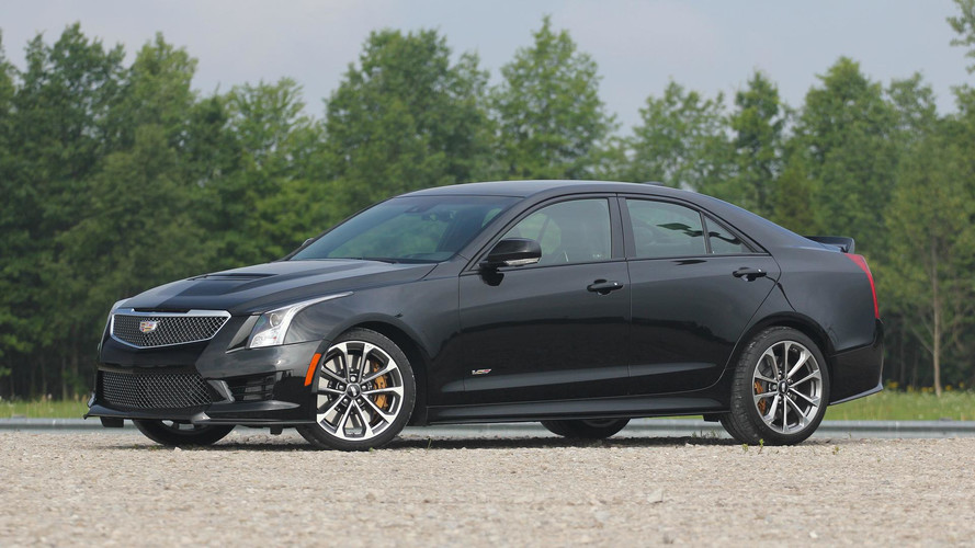 2017 Cadillac ATS-V Review: Achieving Oversized Ambitions