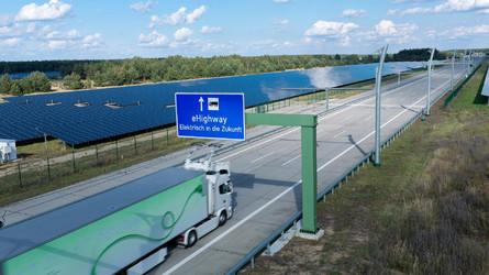 2018-tól trolibuszként haladhatnak a kamionok a forradalmian új német autópályán