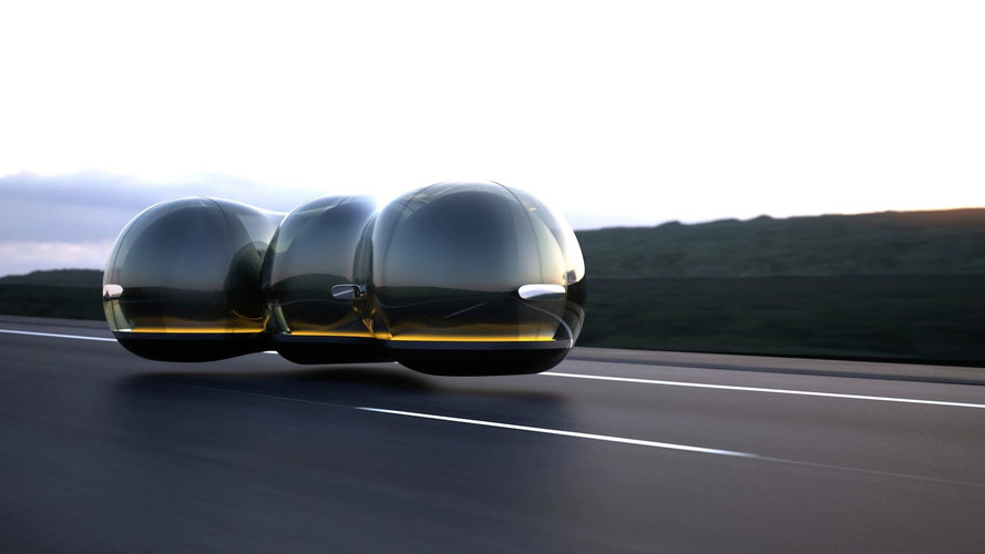 Renault Car Of The Future Float Concept