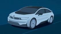 BMW i concept teaser