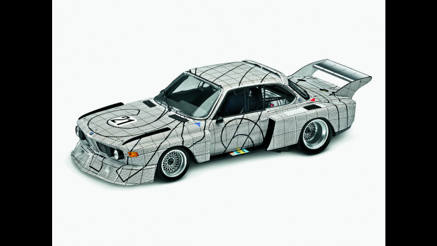 BMW Art Cars: la prossima a Jeff Koons