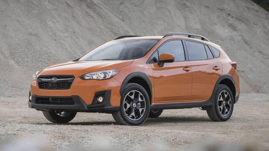 2018 Subaru Crosstrek: Review | Motor1.com Photos