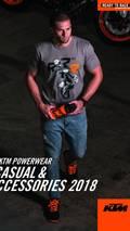 KTM  PowerWear y accesorios 2018