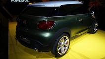 MINI Paceman Concept in Detroit - 2011 NAIAS