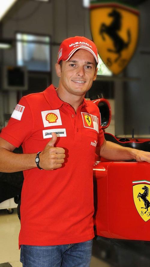 Fisi to 'definitely' be 2010 Ferrari reserve