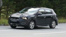 Mitsubishi cX Crossover First Spy Photos