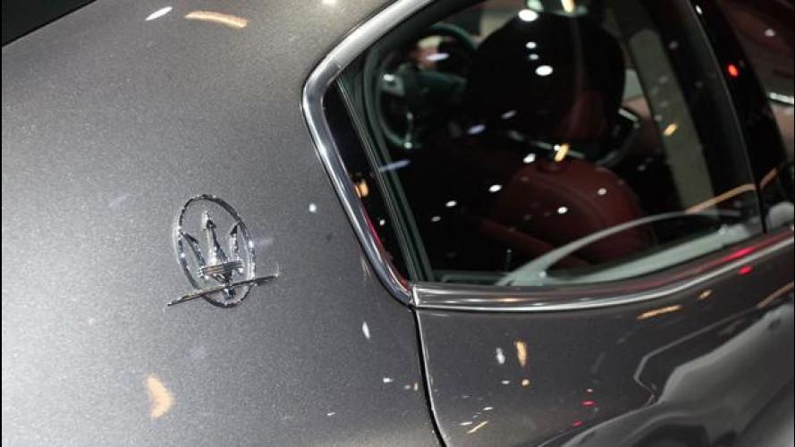 Salone di Francoforte: Maserati conferma la Levante a Ginevra