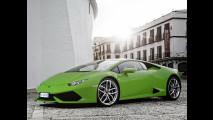 7. Lamborghini