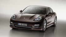 Porsche Panamera Platinum Edition announced