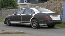 2013 Mercedes S63 AMG spy photo 20.6.2012