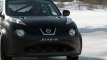 Nissan Juke-R on Norwegian ice track, 996, 24.05.2012