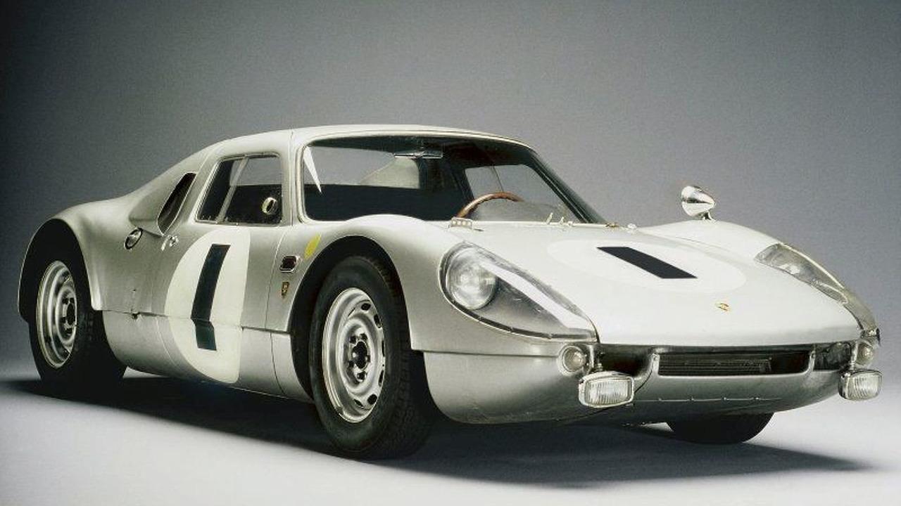 Porsche 904/8 coupe