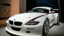 BMW Motorsport Z4 M Coupe