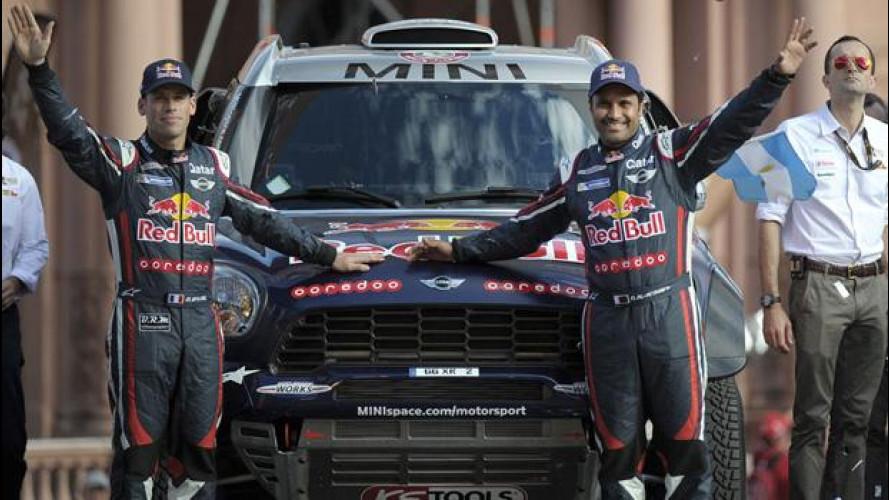 Dakar 2015, il trionfo di Al-Attiyah