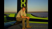 Greenbird: l'auto eolica supera i 200 km/h