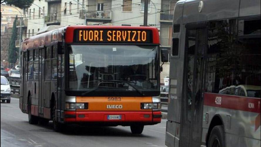 Sciopero trasporti a Roma venerdì 24 maggio, tutte le informazioni