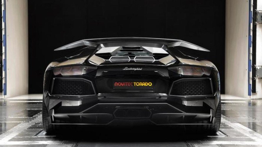 Novitec tunes the Lamborghini Aventador LP700-4 to 969 HP [video]